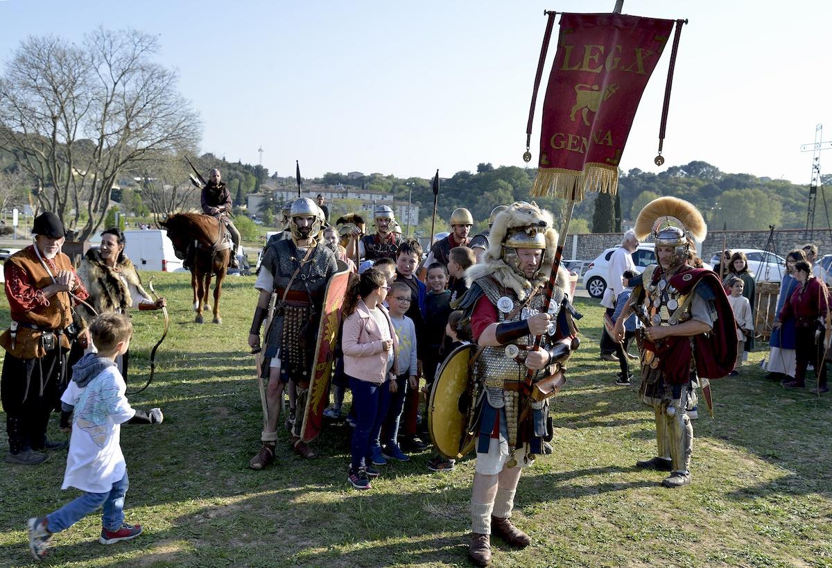 Les journées médiévales
