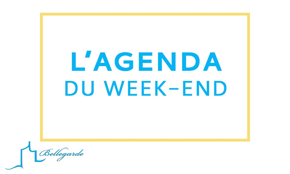 L'agenda du week-end : 16 et 17 novembre 2019