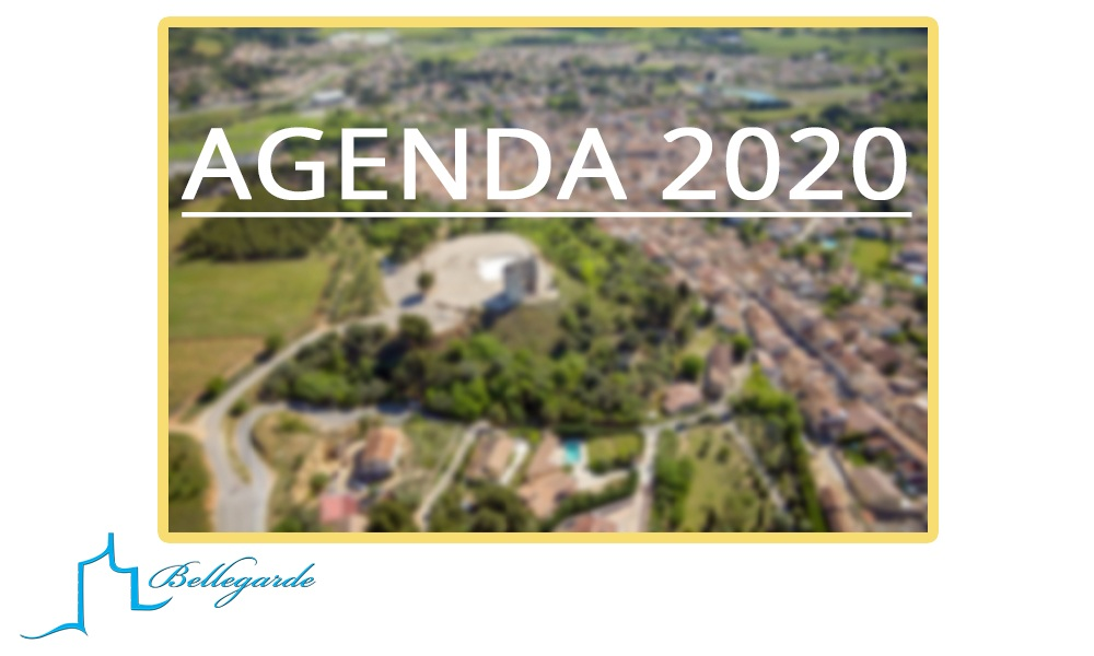 Agenda pratique 2020