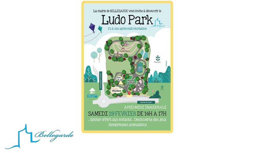 Ouverture inaugurale du Ludo Park