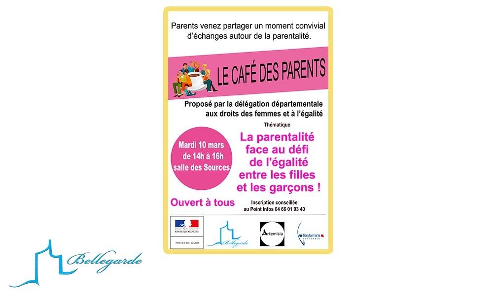 Café des Parents: échangeons sur la Parentalité