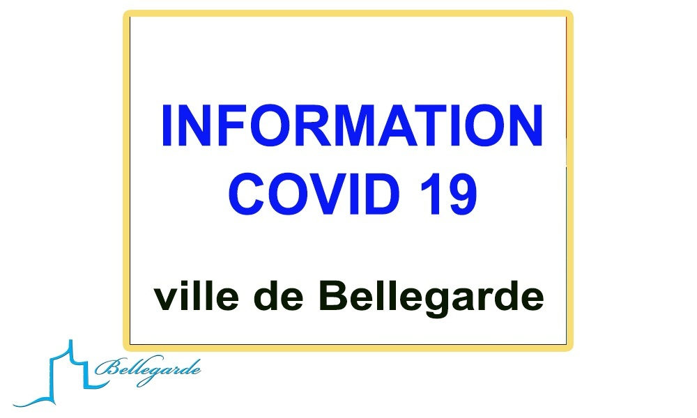 INFO COVID19 annulation du marché hebdomadaire