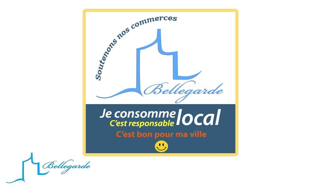 "Un nouveau décor profil face book ""je consomme local"""