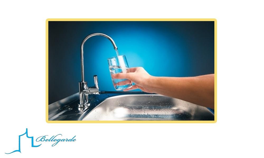 Coupure d'eau potable