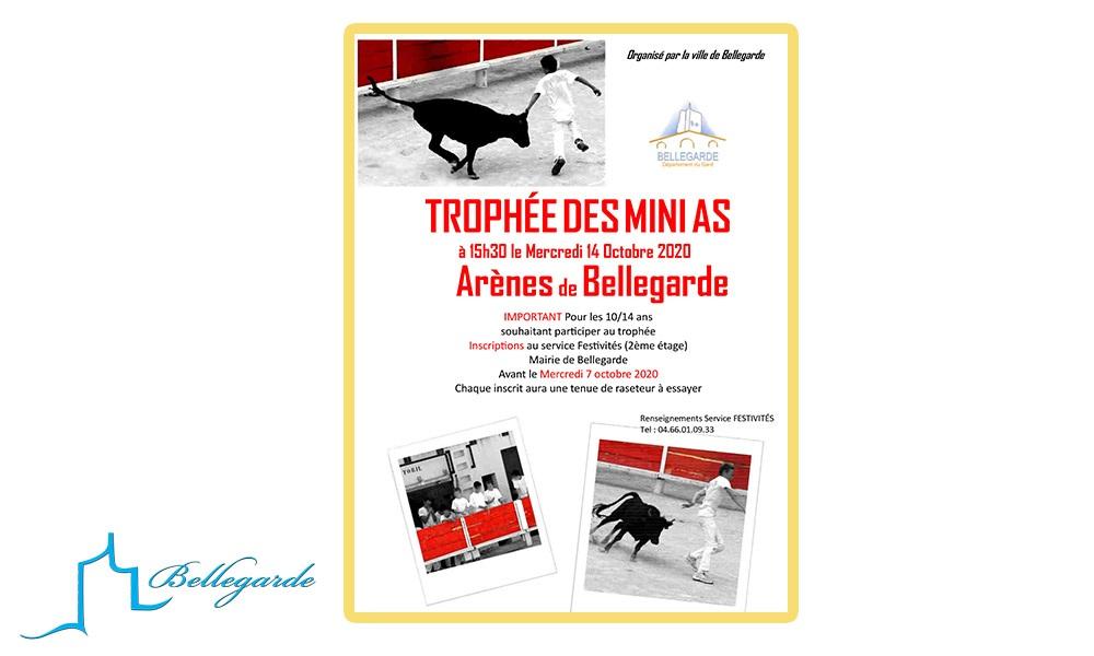 Fête d'Octobre – Trophée des Mini-as / inscriptions