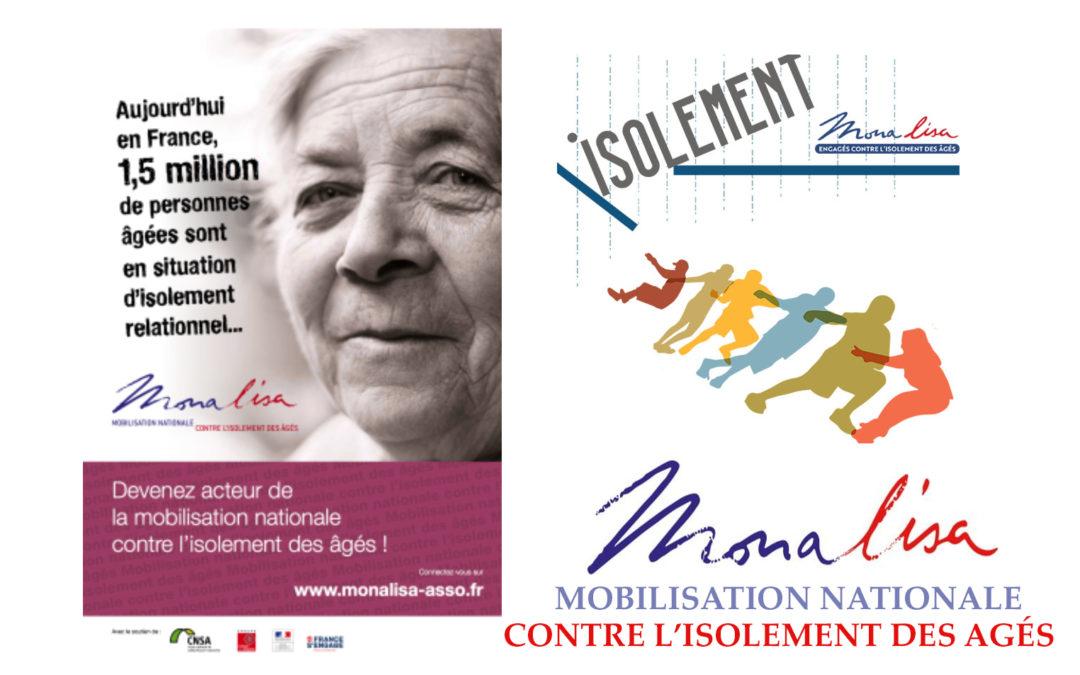 MONALISA – MObilisation NAtionale contre L'ISolement des Âgés