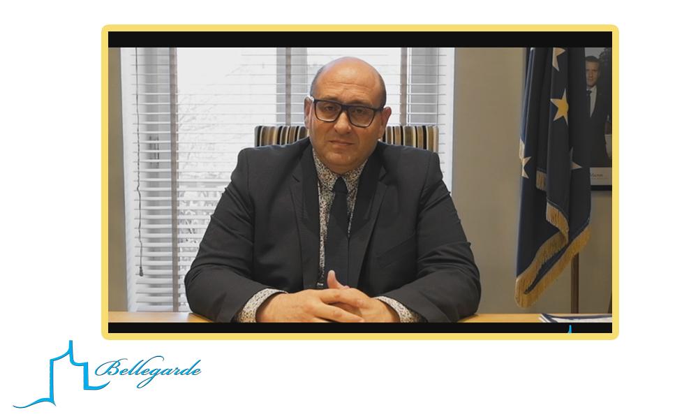 2021 Vœux de M. le Maire. Projets – Perspectives en vidéo