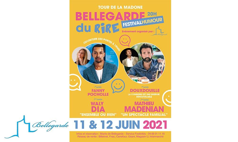Festival Bellegarde du Rire 2021
